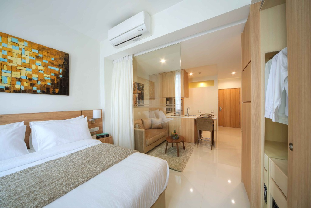 Abiel short term rental in Singapore