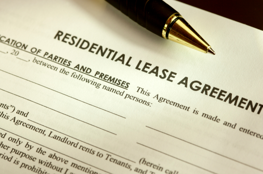 Lease - Abiel Corporate Housing