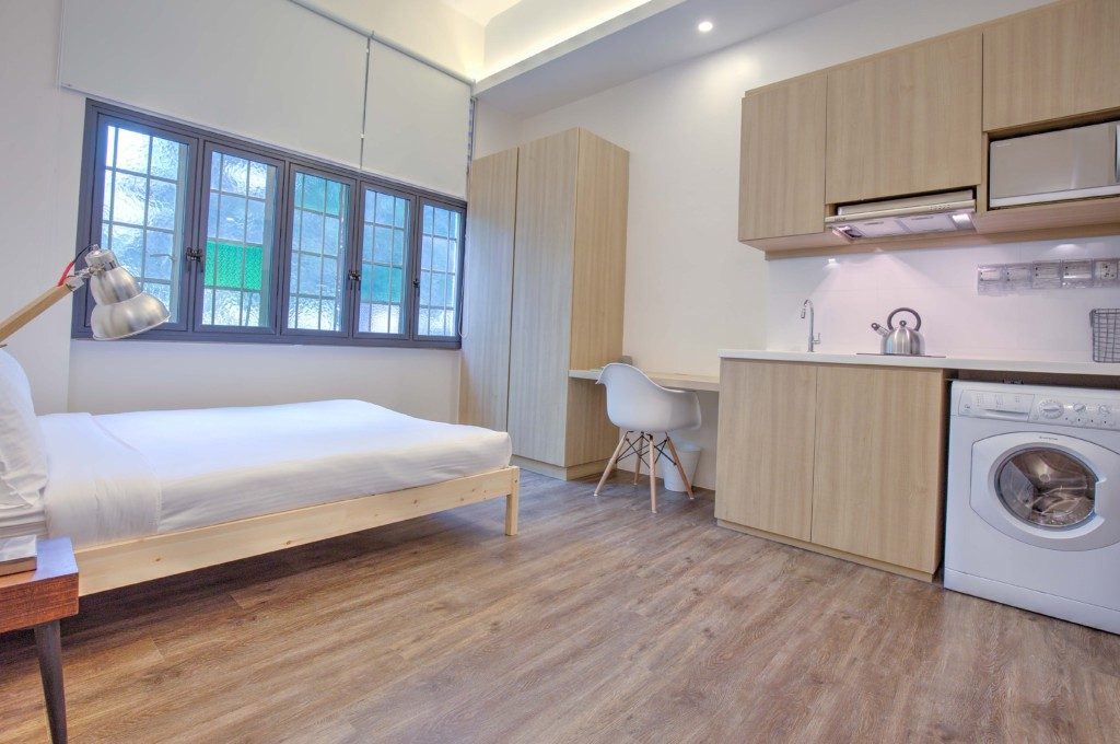 Standard Room Suite - Abiel Corporate Housing
