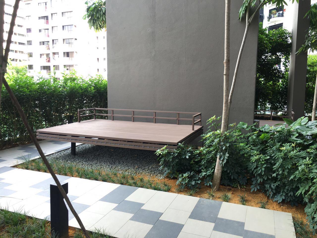 Balestier Deluxe 2 outdoor bench